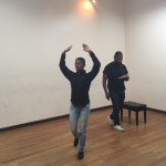 Black Revolutionary Theatre Workshop Sheyenne Javonne Brown Kevin Green