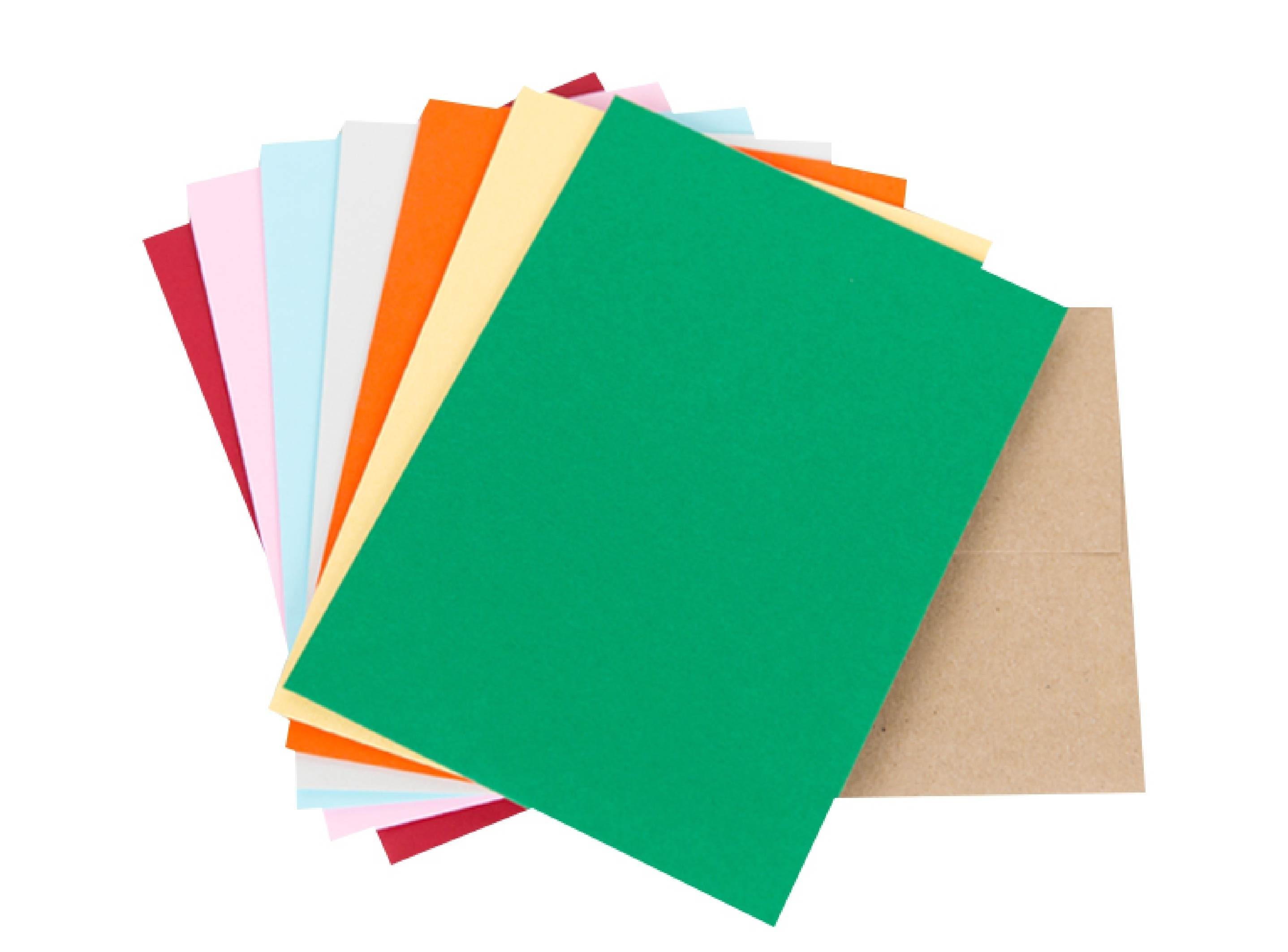5x5 envelope fits 5