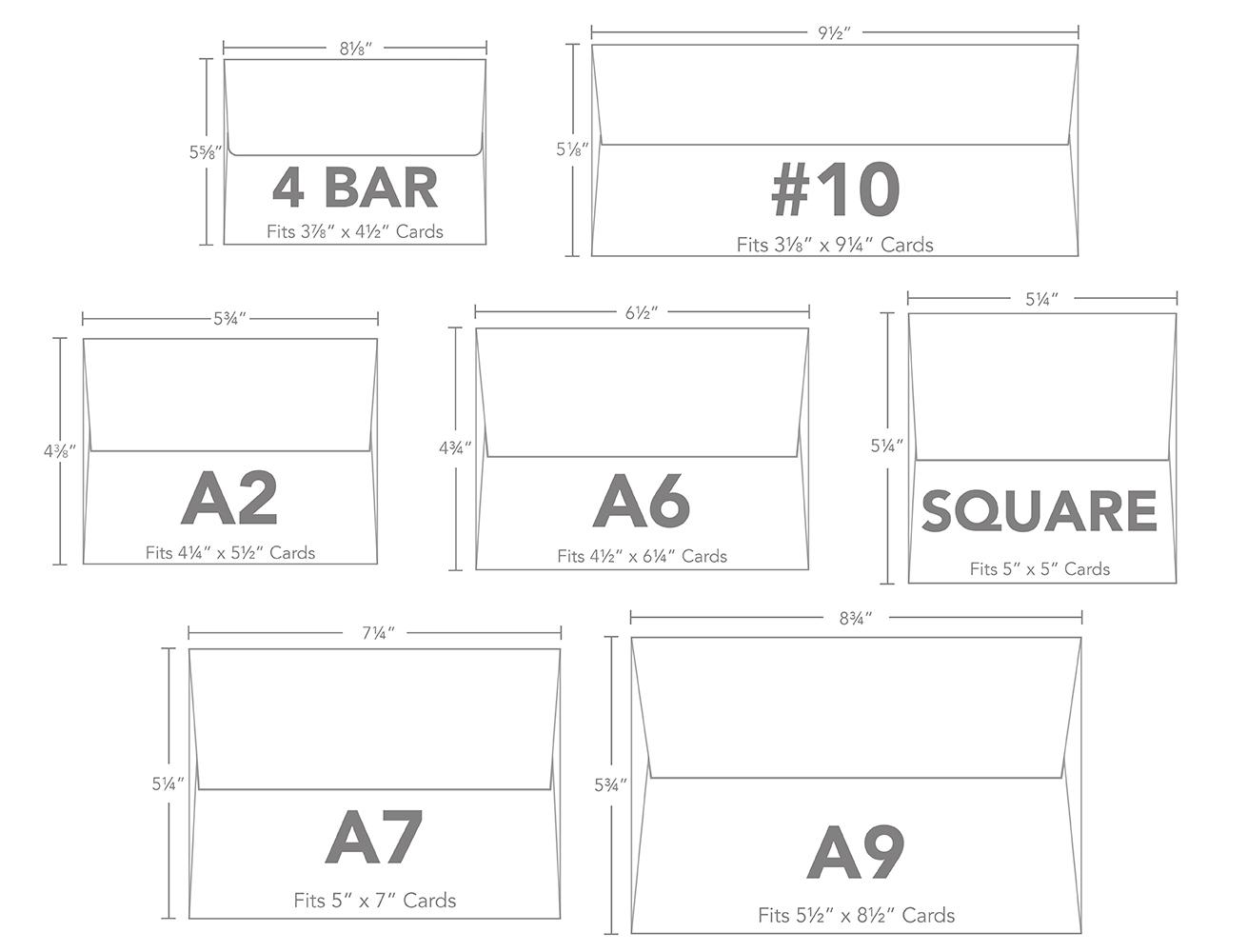 custom printed envelopes on