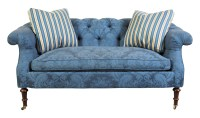 Southwood Furniture Co Settee | Black Rock Galleries