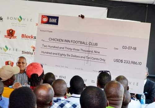Chicken Inn Gets Boost Sponsorship