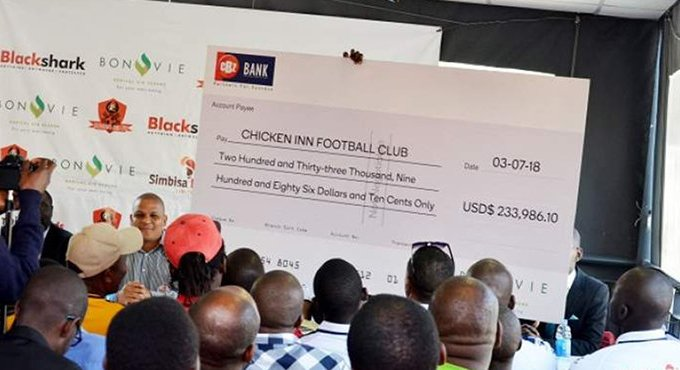 Chicken Inn Gets Major Boost To Their Season