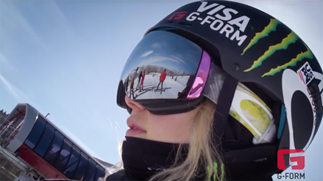 G-Form: In the Mind of Freeskier Maggie Voisin