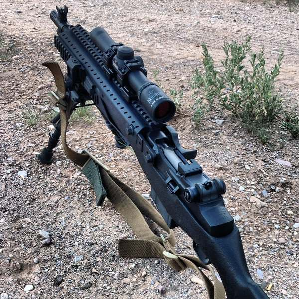 M14 SOCOM Photos