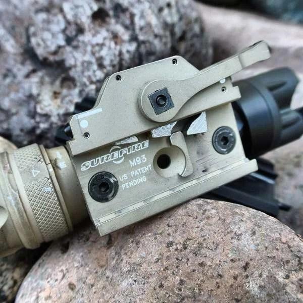 Surfire M93 mount