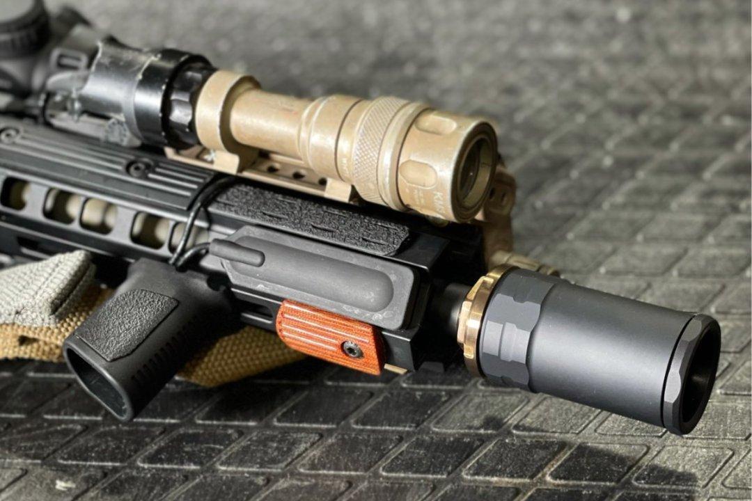 SUREFIRE M952V Millennium Universal Weapon Light Review