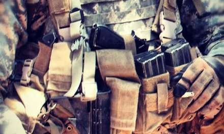 London Bridge Trading Inc. Load Bearing Chest Rig (LBV) Review
