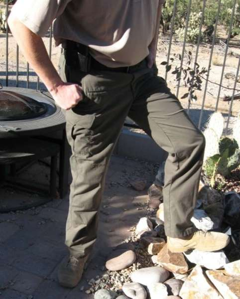 Okie reviews the 5.11 Tactical Stryke Pant
