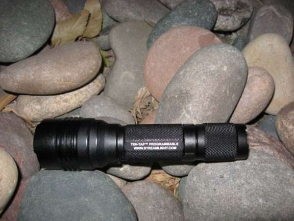 Streamlight ProTac Photo