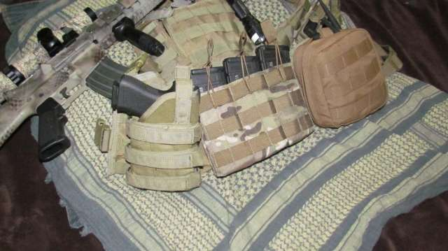 Tactical Tailor Fight Light 5.56 Triple Mag panel Review