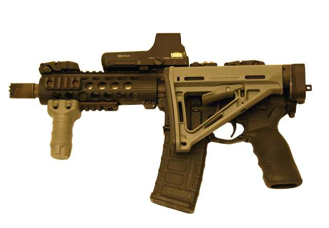 law tactical folding stock review