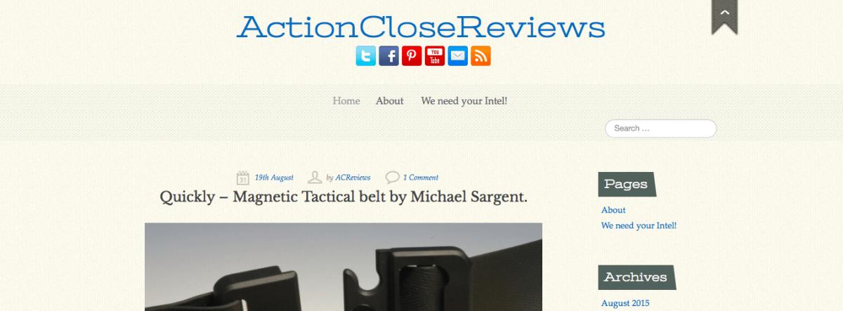 Best Tactical Gear Blogs