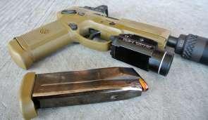 Suppressed FNP-45 Photo