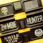 LEO Armory Custom Laser Engraved Ejection Port Covers