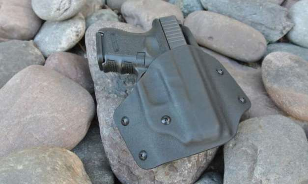 K ROUNDS Kydex Holster Review