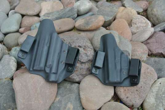 Kydex Holster review