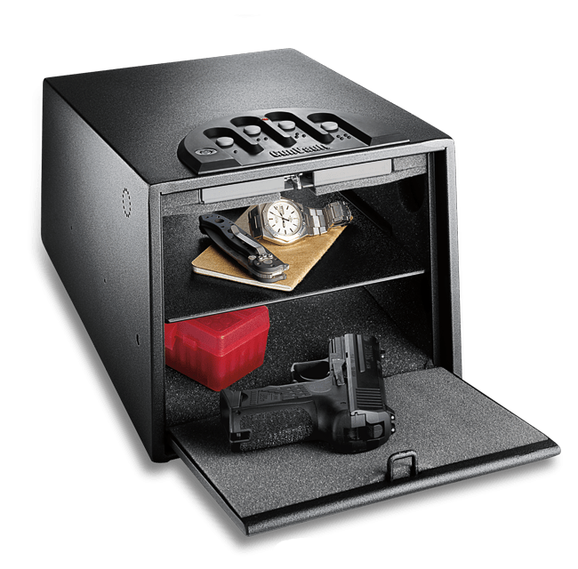 Gunvault GV2000S Multi Vault Gun Safe Review
