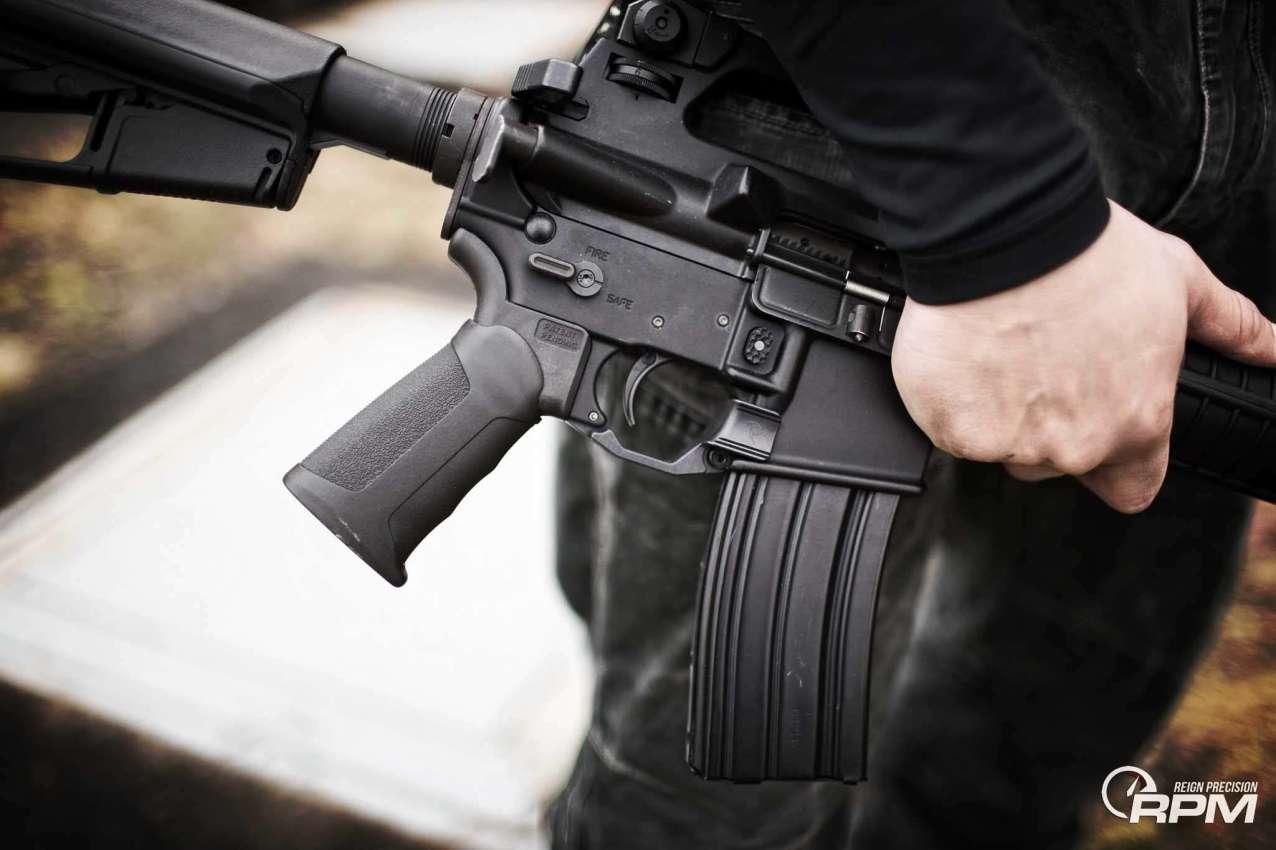 Xtech Tactical Grip Review