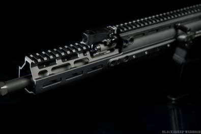 Kinetic Development Scar Rail