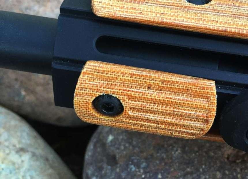 Megiddo M-LOK Rail Cover 1 Slot