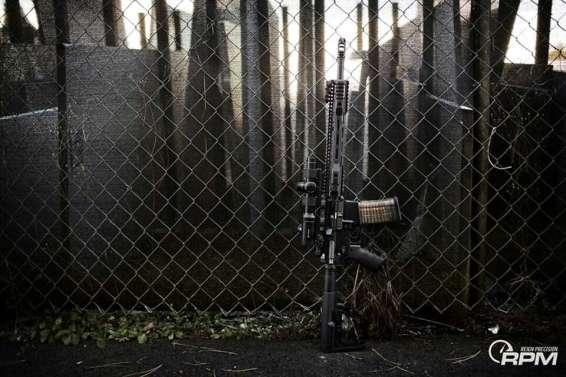 Combat Shooters CS15 Rifle