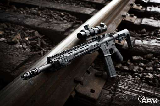Combat Shooters CS15 Rifle