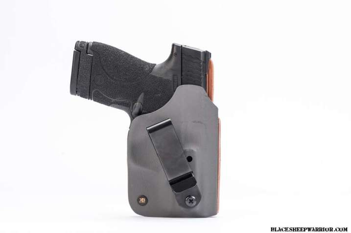 Kilo Bravo Omega Holster Review 3