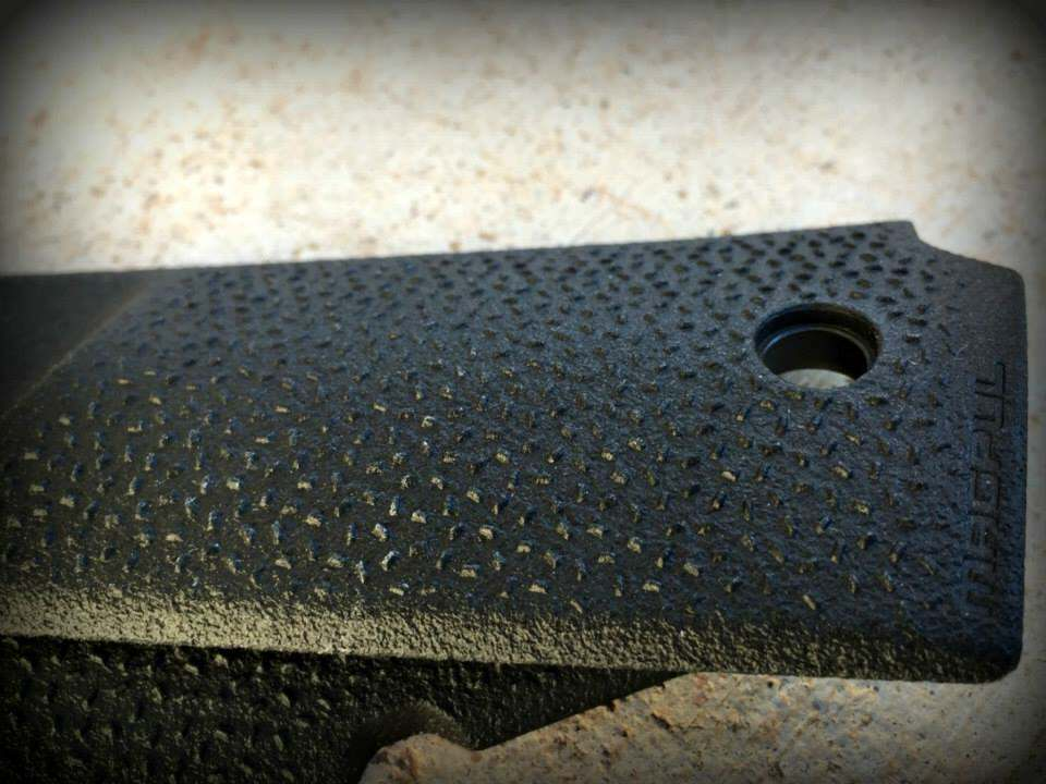 Magpul 1911 Grip Panel Review