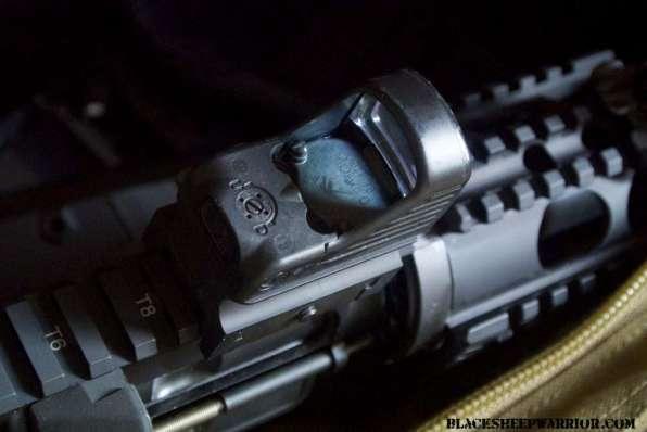 9mm SBR RMR Sight