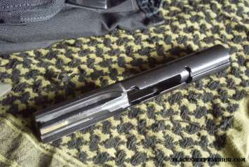 DDLES 9mm GLOCK SBR