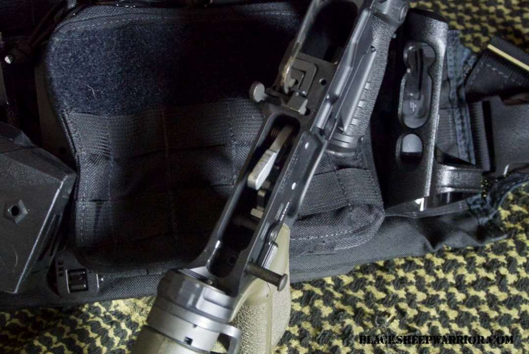 DDLES 9mm SBR Lower