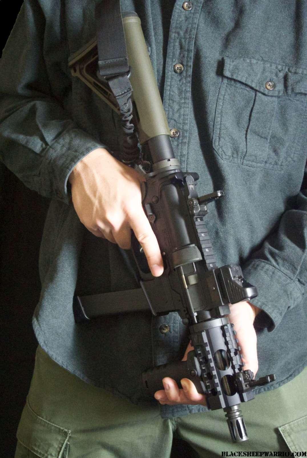 DDLES 9mm SBR Review12