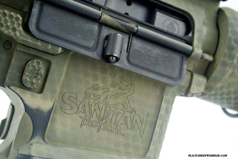 San Tan SBR Painted