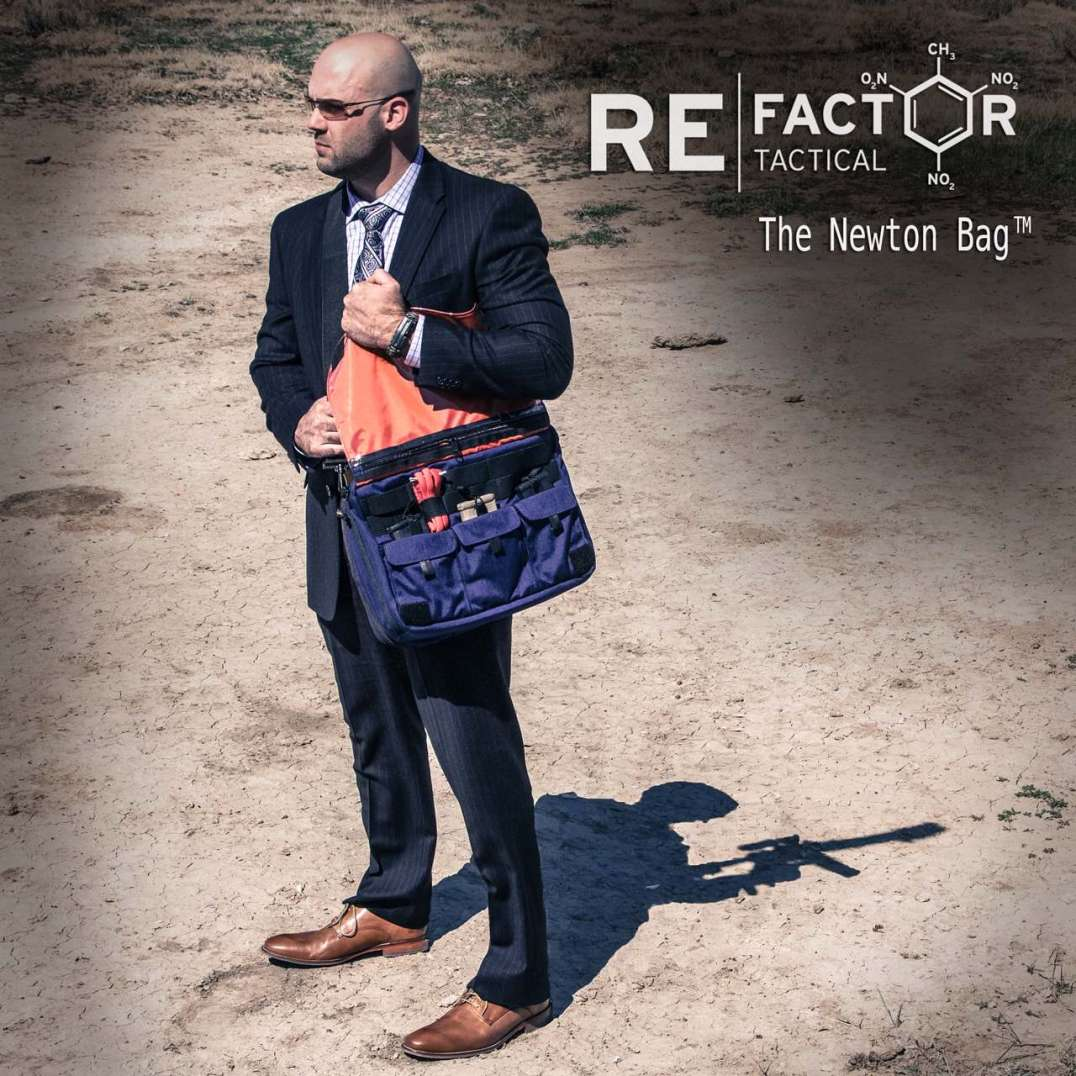 RE- Factor Tactical Newton Bag