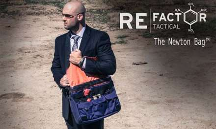 Something James Bond Doesn't have…. But Needs! (Newton Bag)