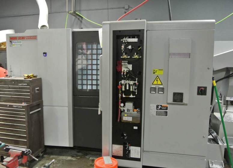 QCIRCLE 10 Machine