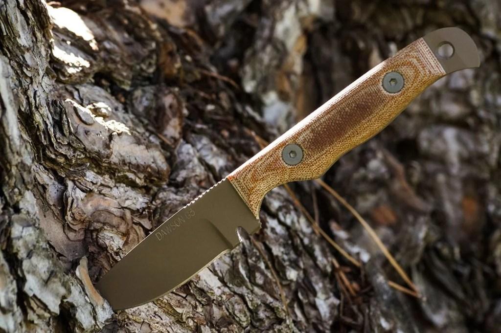 Dawson Pocket Knife