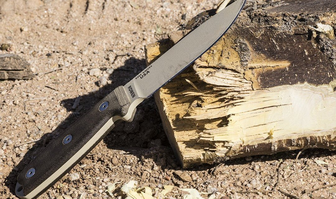 ESEE-4 Knife Review