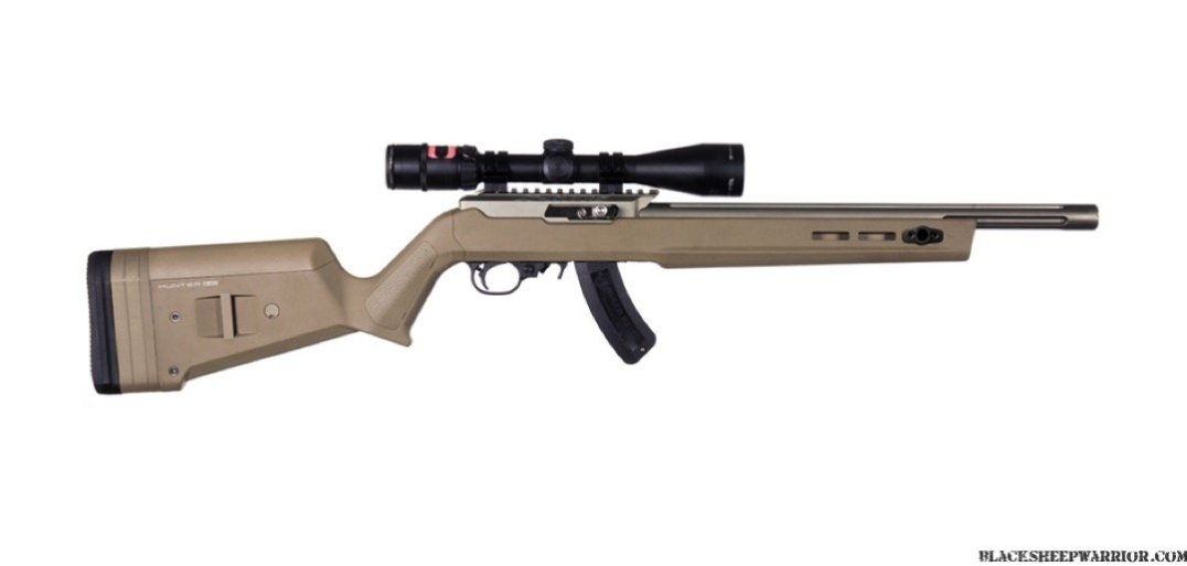 Magpul 10/22 stock review