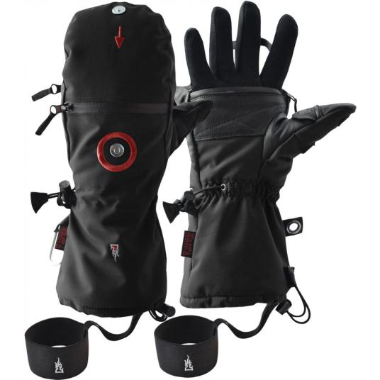 Heat 3 Special Force Glove Black