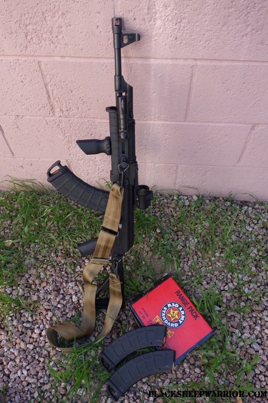 SLR Rifleworks SR47 and Synergy Comp Review