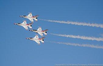 Thunderbirds over Tucson 2016