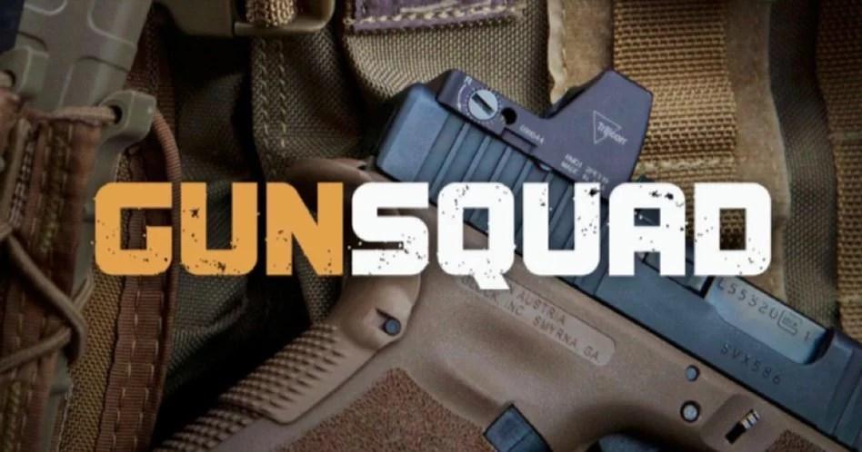 Gun Squad App