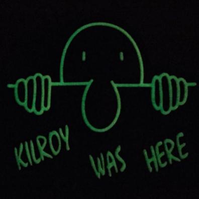 Kilroy Patch