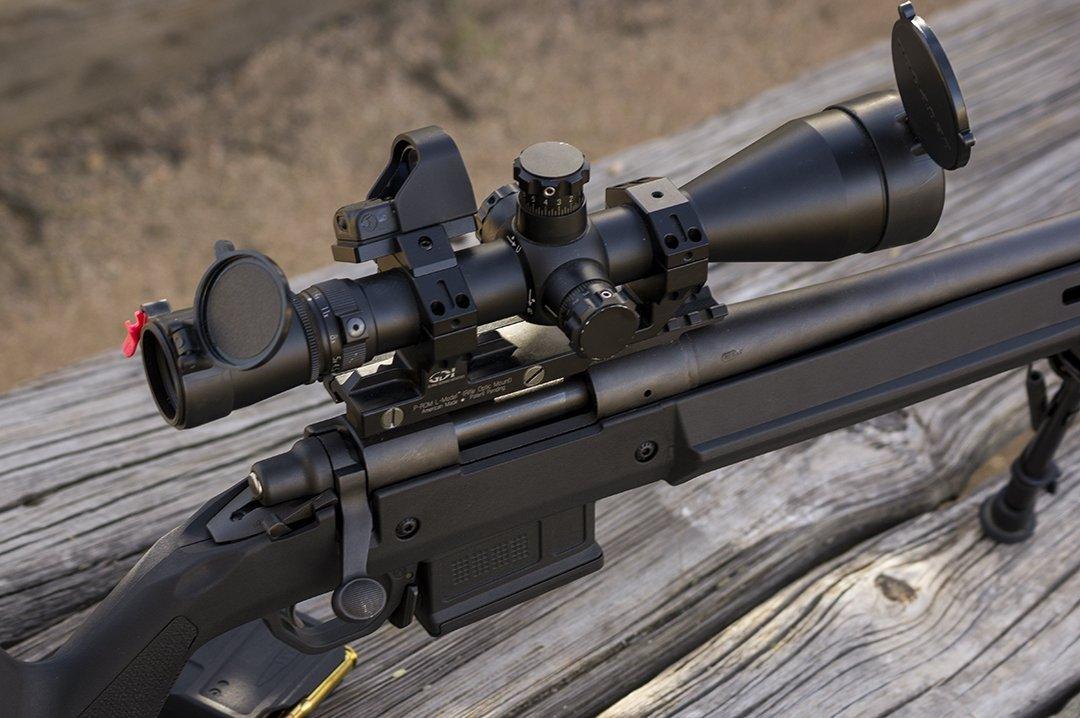 Tactical Remington 700 Stock
