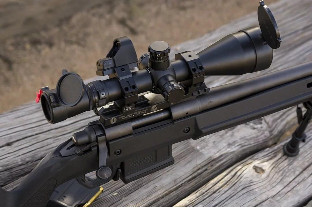 Tactical Remington 700 Stock