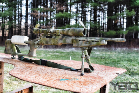 Remington LTR 308win