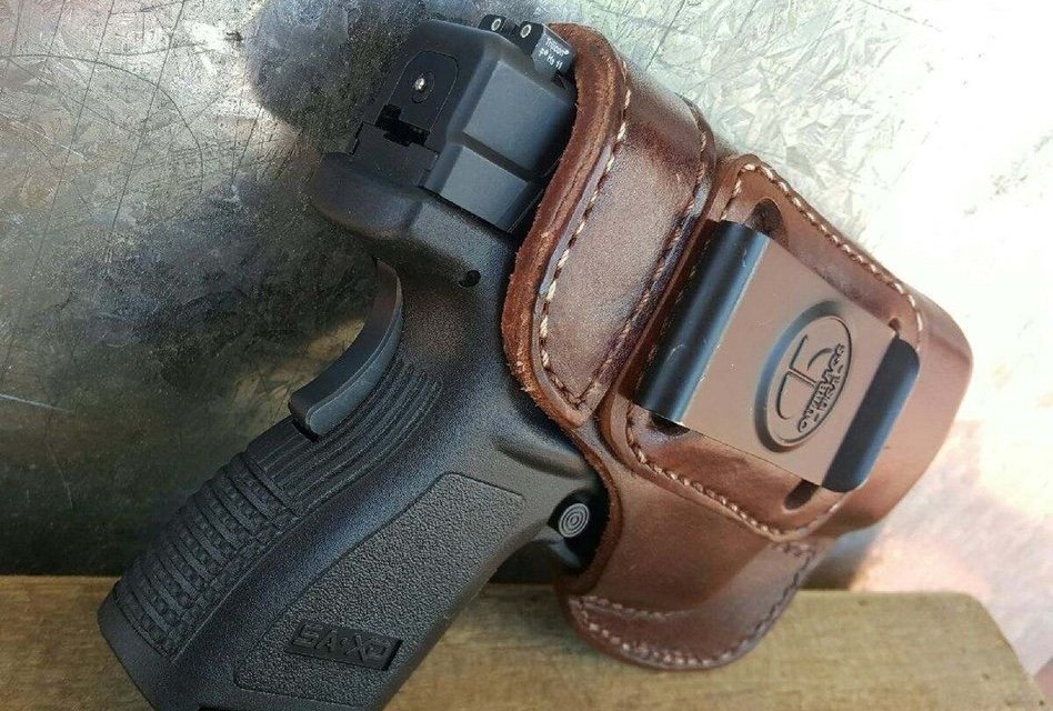 OUTBAGS Leather IWB Holster Review