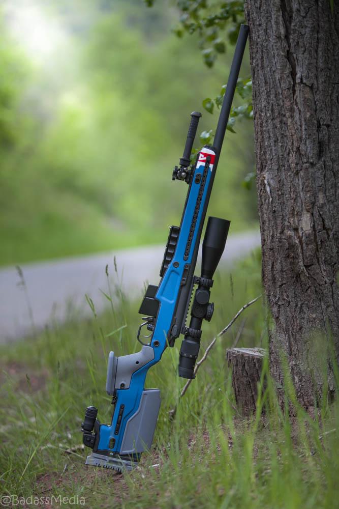 6.5 Creedmoor Rifle Picture