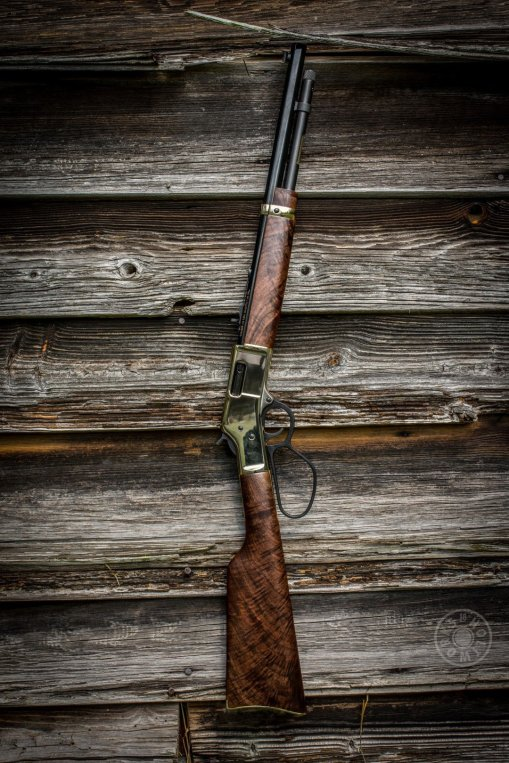 Holtworks Henry rifle